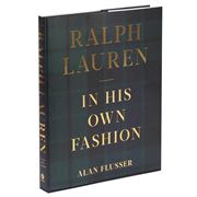 Book - Ralph Lauren: In His Own Fashion
