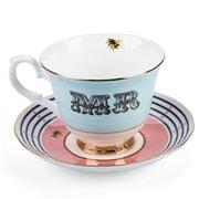 Yvonne Ellen - Mr Teacup & Saucer
