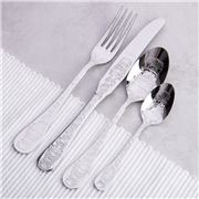 Herdmar - Santamarta Cutlery Set Stainless Steel  24pce