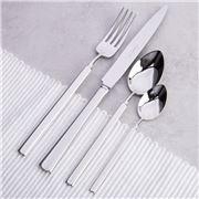 Herdmar - Vintage Cutlery Set Stainless Steel 24pce