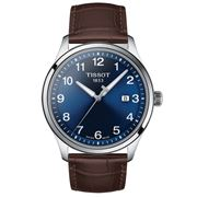 Tissot - Gent XL Classic Swiss Quartz Blue Dial Watch 42mm