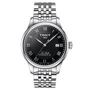 Tissot - Le Locle Powermatic 80 Black Dial Auto Watch 39.3mm