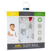 Bubba Blue - AIR+ Sleep Bag Petit Elephant Grey 12-24 Months