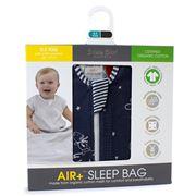 Bubba Blue - AIR+ Sleep Bag Wish Upon A Star Navy 24-36 Mths