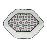 Gien - Antoinette Poisson Dominoté Festons Mini Candy Tray