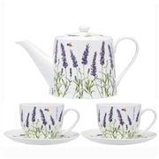 Ashdene - Lavender Fields Teapot & Tea Set 5pce