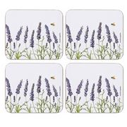 Ashdene - Lavender Fields Collection Coaster Set 4pce