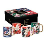 Ashdene - Osaka Collection Mug Set 4pce