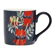 Ashdene - Native Grace Collection  Desert Pea City Mug 330ml