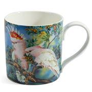 Ashdene - Aus. Bird & Flora Major Mitchell & Acacia City Mug