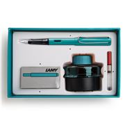 Lamy - AL-Star Turmaline Fountain Pen Gift Pack