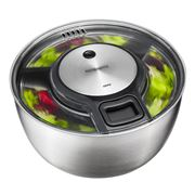 Gefu - Speedwing Stainless Steel Salad Spinner 5L