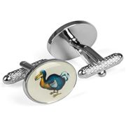 Onyx-Art - Dodo Cufflinks