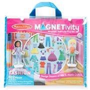 Melissa & Doug - Magnetivity Dress-Up Play Set 102pce