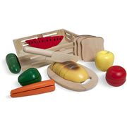 Melissa & Doug - Cutting Food Set