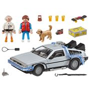 Playmobil - Back To The Future DeLorean 64pce
