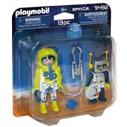 Playmobil - Space Astronaut and Robot Duo Pack