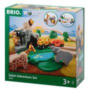 Brio - Safari Adventure Set 26pce