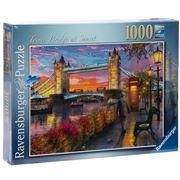 Ravensburger - Tower Bridge At Sunset 1000pce