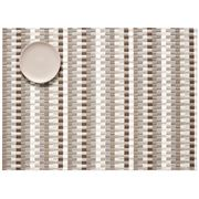 Chilewich - Heddle Placemat Pebble 36x48cm