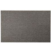 Chilewich - Shag Indoor/Outdoor Mat Heathered Pebble 46x71cm