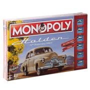 Games - Holden 70th Anniversary Edition Monopoly