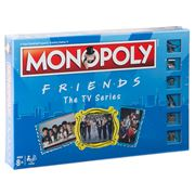 Games - Friends Monopoly