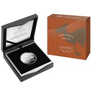 RA Mint - 2020 $1 Red Kangaroo Fine Silver Proof Coin