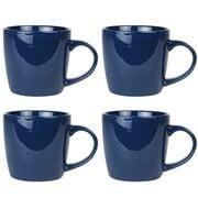 Robert Gordon - Stoneware Mug Set Blue Granite 4pce