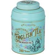 New English Teas - English Fine Breakfast Tea Tin 240pk
