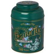 New English Teas - English Fine Afternoon Tea Tin 240pk