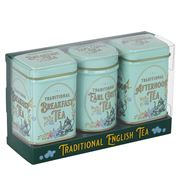 New English Teas - Traditional English Tea Gift Pack 3pce