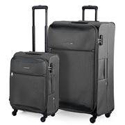 American Tourister - Kamiliant Zaka Grey Set 2pce