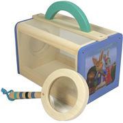 Treadstone - Peter Rabbit Insect House w/ Magnifying Glass