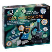 Discovery - 100X Microscope 36pce