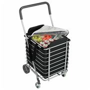 Polder - Superlight Shopping Cart with Insulated Bag 2pce