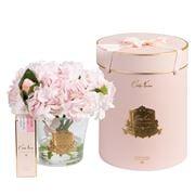 Cote Noire - Luxury Ltd. Ed. Hydrangeas & Rosebuds Blush 3pc