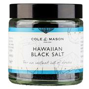 Cole & Mason - Hawaiian Black Salt 85g
