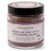 Cole & Mason - Jamaican Jerk Style Seasoning Blend 50g