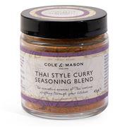 Cole & Mason - Thai Curry Seasoning Blend 45g