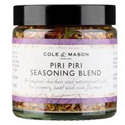 Cole & Mason - Piri Piri Seasoning Blend 45g