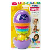 Tomy - Hide & Squeak Nesting Eggs
