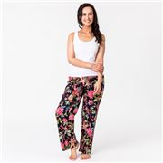 Floressents - Lounge Pants Paradise Black Medium