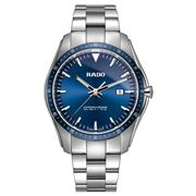 Rado - HyperChrome S/St. & Ceramic Blue Quartz Watch 44.9mm