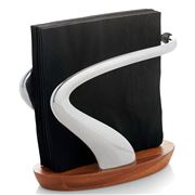 Nambe - Lupo Napkin Holder