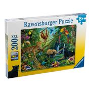 Ravensburger - Animals In The Jungle Puzzle 200pce