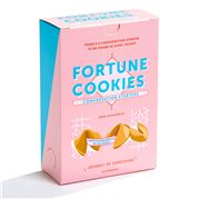 Journey Of Something - Fortune Cookies Conversation Starters
