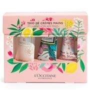 L'Occitane - Flowery Hand Cream Trio 3pce