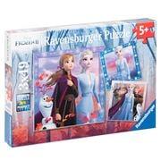 Ravensburger - Frozen 2 The Journey Starts Puzzle 3x49pce