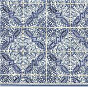 IHR - Lunch Napkin Lorenzo Blue 20pce